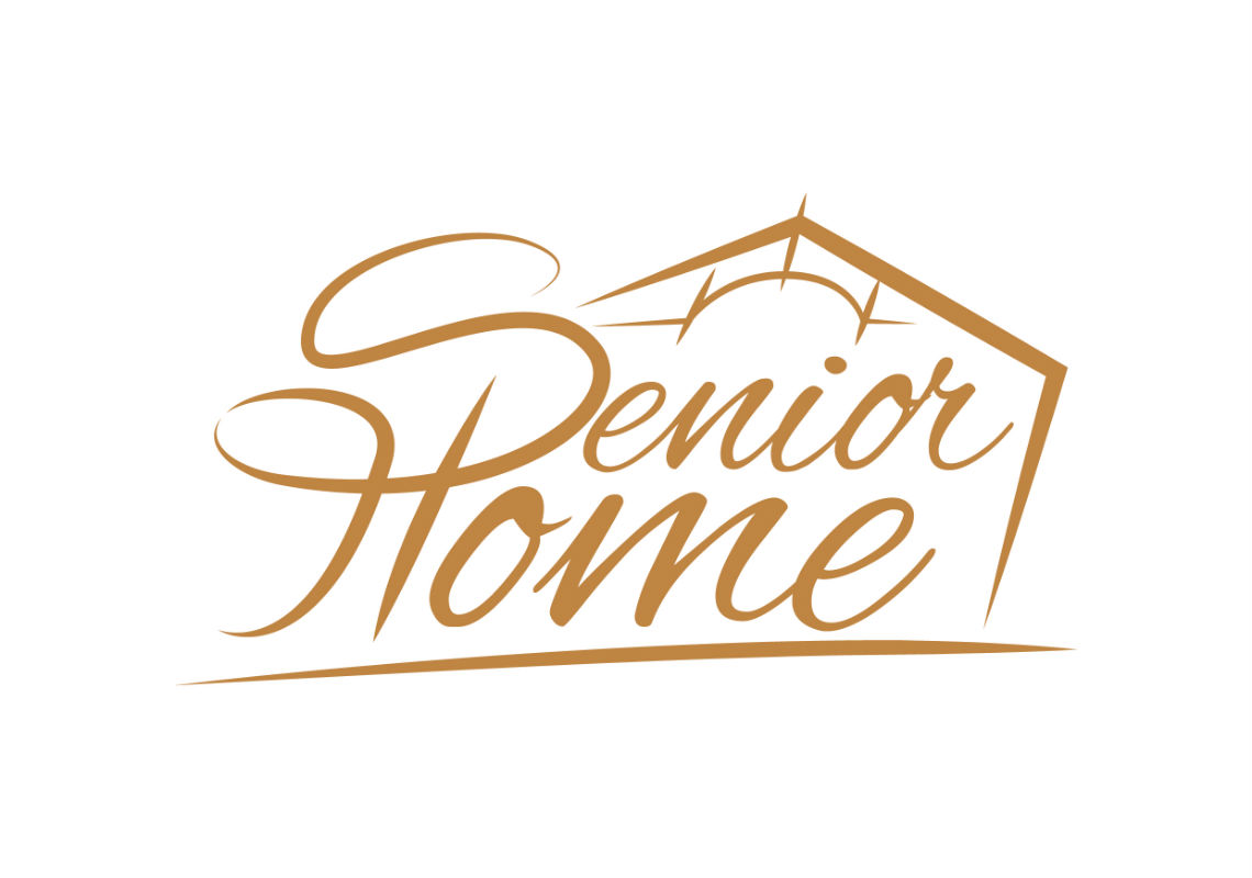 LOGOSenior Home LOGO kolor